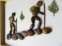 Pebble Art - Gift for Hikers - Mountain - Outdoors - Hiking-Pebble Art – Gift for Hikers – Mountain – Outdoors – Hiking and Walking -Backpackers- Custom Pebble Art – Eco-friendly art – cm. Pebble Art Gift for Hikers Backpackers Outdoors Hiking - Stone Crafts, Rock Crafts, Arts And Crafts, Glass Art Design, Hiking Gifts, Hobbies To Try, Driftwood Art, Pebble Art, Stone Art