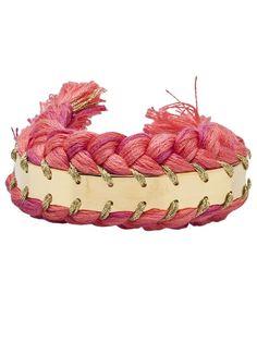 AURELIE BIDERMANN 'Copacabana' bracelet - on Vein - getvein.com
