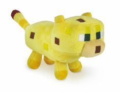 The coolest/cutest addition to the Minecraft animal kingdom. - Fun For All Ages - Official Licensed Plush