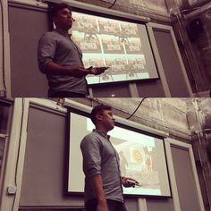 Tried my hand at the Bitcoin evangelism thing tonight. Yes those are both actual slides. #ToTheMoon! by goltra