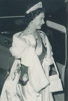 Queen Elizabeth II in 1959.