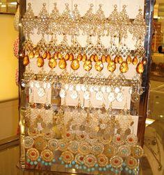 big chandelier earrings - Google Search