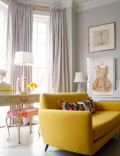 VT Interiors - Library of Inspirational Images: Pretty Pastels