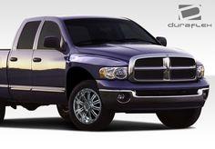 "2002-2005 Dodge Ram Duraflex 4.5"" Off Road Bulge Front Fenders - 2 Piece"
