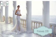 ABITI DA SPOSA 2015: LA NUOVA CAMPAGNA DI PRONOVIAS CON EMILY DIDONATO By www.SomethingTiffanyBlue.com #wedding #abitodasposa