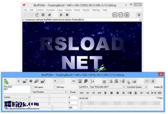 Maybe my friend feel a little alien to software BluffTitler Ultimate 13.2.0 Full Version this one. BluffTitler Ultimate is a software to create a video
