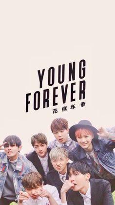 Spécial fond d'écran : Young Forever