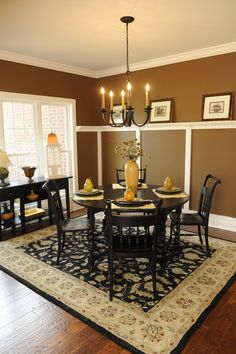 Dining Room Idea Love The Colors