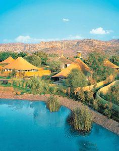 The Oberoi Vanyavilas, Ranthambhore National Park, Rajasthan