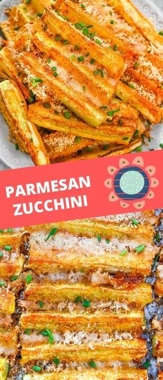 These Parmesan Zucchini are cheesy, crunchy, and baked to perfection. They're a vegetarian dish that is crispy and bursting with delicious flavors. FOLLOW Cooktoria for more deliciousness! If you try my recipes - share photos with me, I ALWAYS check! Breaded Zucchini Parmesan Is Fried Until Crispy And Baked In A Casserole Dish With Layers Of Marinara Sauce And Mozzarella Cheese. Vegetarian Dish, Vegetarian Recipes, Cooking Recipes, Going Vegetarian, Cooking 101, Vegetable Dishes, Vegetable Recipes, Share Photos, Healthy Appetizers