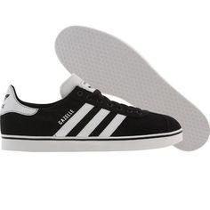 Adidas Gazelle RST (black / runninwhite / black) G56007 - $59.99
