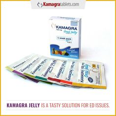 Kamagra Jelly is a tasty solution for ED issues.