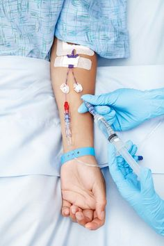 35 IV Therapy Tips & Tricks for Nurses: http://www.nursebuff.com/2014/05/iv-therapy-tips-and-tricks-for-nurses/