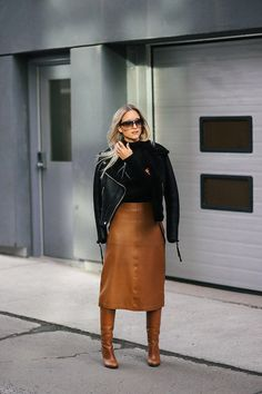 How To Style A Shearling Coat