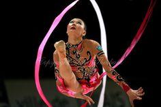 Aliya YUSSUPOVA (KAZ) Ribbon