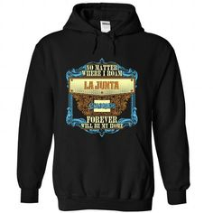 Born in LA JUNTA-COLORADO V01 - #shirt fashion #slouchy tee. BUY TODAY AND SAVE => https://www.sunfrog.com/States/Born-in-LA-JUNTA-2DCOLORADO-V01-Black-Hoodie.html?68278