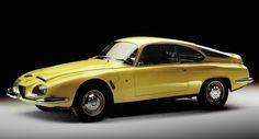 1962 Zagato Alfa Romeo 2600 SZ prototipo