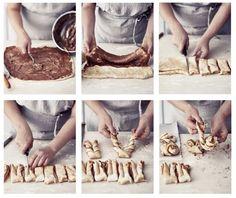 Ruotsalaiset kanelipullat | Meillä kotona Stuffed Mushrooms, Vegetables, Food, Stuff Mushrooms, Essen, Vegetable Recipes, Meals, Yemek, Veggies