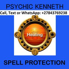 Love Psychic Reader, Spell Caster Kenneth on WhatsApp: