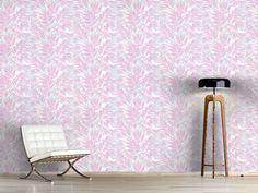 Design #Tapete Palmen Romanze
