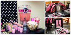 High-Fashion Barbie Birthday Party Ideas | Photo 1 of 16 | Catch My Party