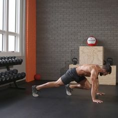 21 Metabolic Moves That Will Get You Absolutely Shredded