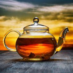 bester Tee in Hamburg Macarons, Tea Time, Tea Pots, Herbs, Fresh, Tableware, Wanderlust, Coffee, Happy
