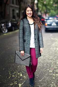 Give Your Fall Wardrobe a Raise: Introducing Our Professional Style Guide ~ Levo League