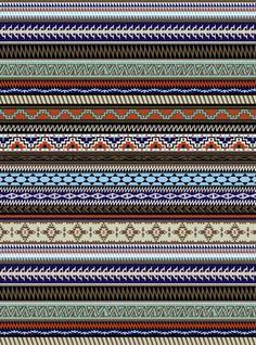 aztec beading patterns