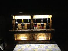 illuminated bottle di FerruccilLightSystem su Etsy, €150.00