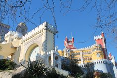 5 Days in Portugal - Lisbon, Sintra and Porto - Pena Palace, Sintra