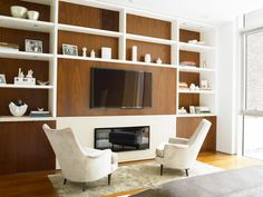 Built In Fireplace Design, Pictures, Remodel, Decor and Ideas - page 10