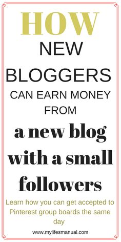 Learn how new blogger can make money from an affiliate program using Pinterest. Stay at home mom can earn money while taking care of kids. Learn affiliate marketing and make sales today rather than months from now. Make money from your blog and learn how the strategy to monetize using Pinterest.