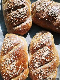 PAINE la masina de PAINE (Fara faina alba/ Low carb/ Low fat) – Dukan Life Style Low Carb Low Fat, Alba, Bread, Food, Style, Swag, Brot, Essen, Baking