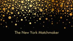 """""""We go beyond short-term chemistry to long-term compatibility."""" -The New York Matchmaker  Many busy professionals outsource tasks that are time-consuming, to free their time for other important interests. Our staff searches and vets hundreds of profiles weekly to find the best quality singles available. If you're busy and don't have time to search endless profiles, our scouts, professional staff and executive personal matchmaker will do the searching for you. #love #couples #singles…"""
