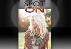 Spot On Exclusive: Rachel Bradshaw #SpotOn #RachelBradshaw