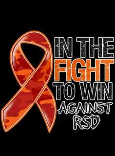 November is RSD/CRPS Awareness month.