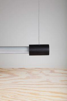Norwegian Designers Strek Collectives Versatile Trestles, Lamps and Containers Photo