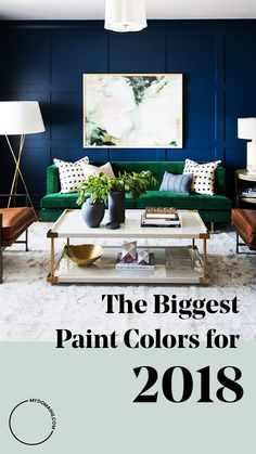 The next biggest trend in wall colors is here.