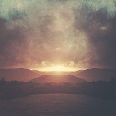 Helios - Moiety (album art by Rob Simonsen. Gorgeous.)