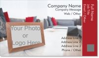furniture home decor Standard Business Cards