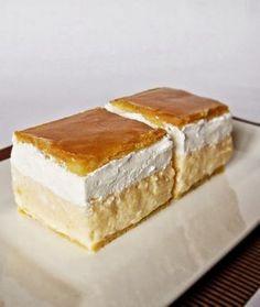 Citromhab: Francia krémes Hungarian Desserts, Hungarian Cake, Hungarian Recipes, Baking Recipes, Cookie Recipes, Dessert Recipes, Sweet Cookies, Sweet Treats, Sweet And Salty
