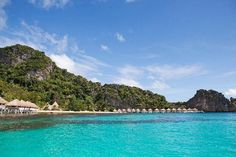 Apulit Island Resort(philippines)- expensive; all inclusive; less touristy; very pretty;