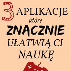 Effective Learning, Self, How To Plan, Education, School, Studying, Poland, Dragon, English