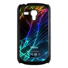 cc549b727ab Damaged rupture Cracked Out Black phone samsung galaxy s3 mini case US  $16.50 Ipod 4 Cases
