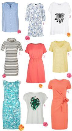 Duurzame lente kledingstukken