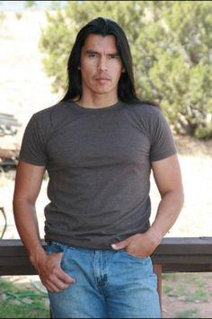 Lakota actor David Midthunder