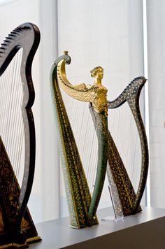 Museo dell'arpa Victor Salvi - Exhibition 2012