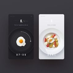 """1,086 Likes, 21 Comments - Jason McCall (@finalv1) on Instagram: """"App Idea (20 Minute Meals)  #mobileapp #appdesign #websitedesign #webdesign #uidesign #uidesigner…"""""""