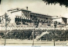 Ankara Numune Hastanesi (1930) Ankara, Old Pictures, Once Upon A Time, Istanbul, Louvre, Architecture, City, Building, Travel